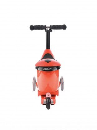 Mini 2Go deluxe rouge