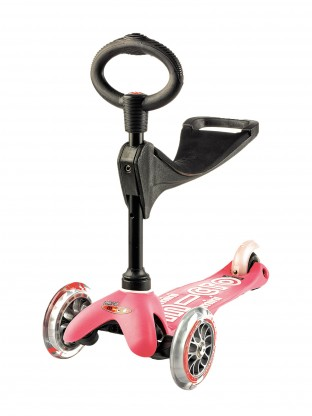 Mini Micro 3en1 Deluxe Rose