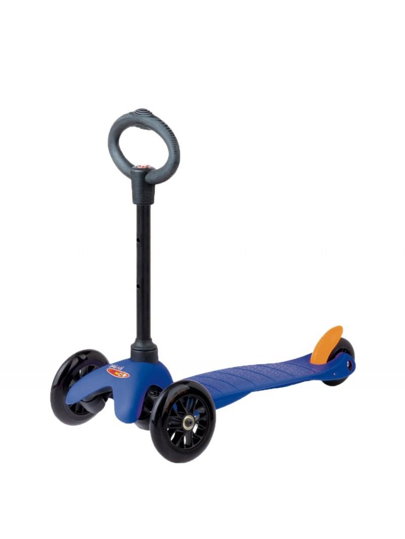 mini micro 3en1 sporty bleue la trottinette volutive pour gar on. Black Bedroom Furniture Sets. Home Design Ideas