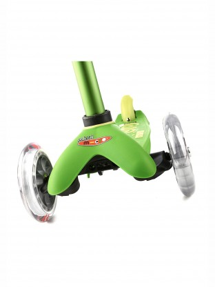 Trottinette 3 roues Mini Micro Deluxe Vert
