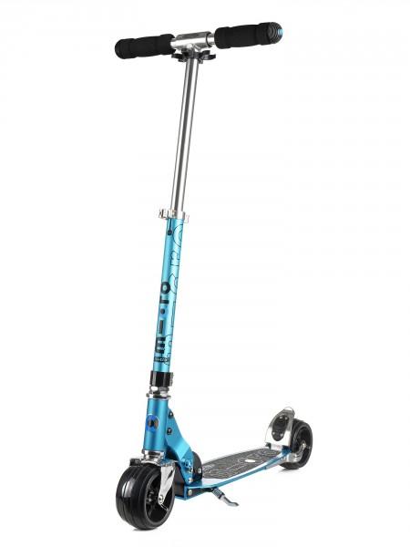 Micro rocket bleu