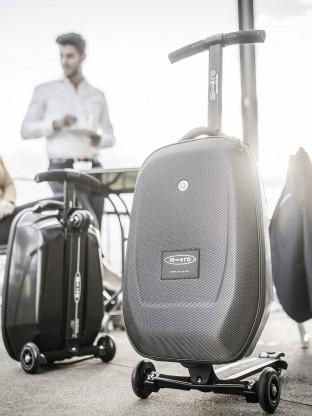 Trottinette Valise Luggage 2