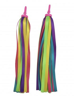 Ruban multicolore