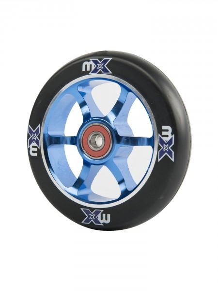Roue MX 110 mm Core bleu