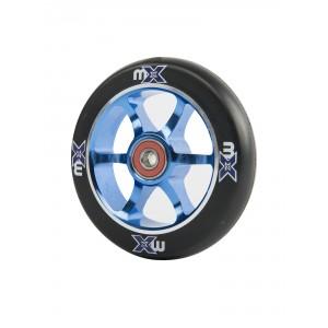 roue mx 100 mm core bleue pi ces d tach es freestyle micro xtreme. Black Bedroom Furniture Sets. Home Design Ideas