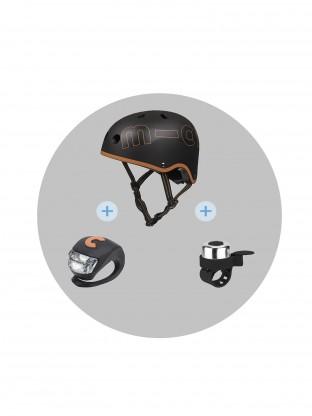 Kit de sécurité noir
