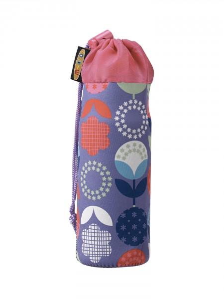 Porte bouteille Fleurs
