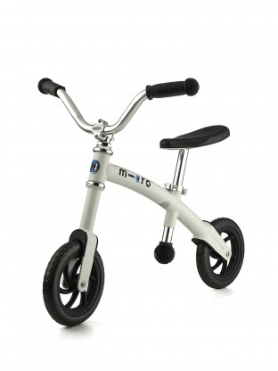 Gbike chopper blanc