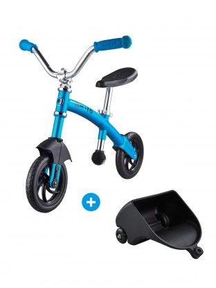Pack G-Bike Deluxe Bleu