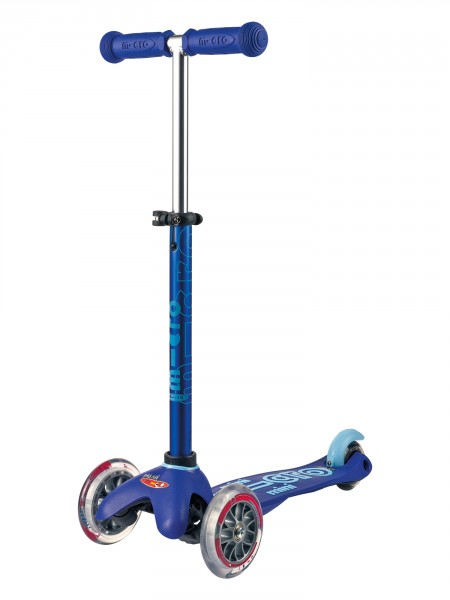 Mini Micro Deluxe Bleu