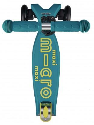 Maxi Micro Bleu Pétrole pliable