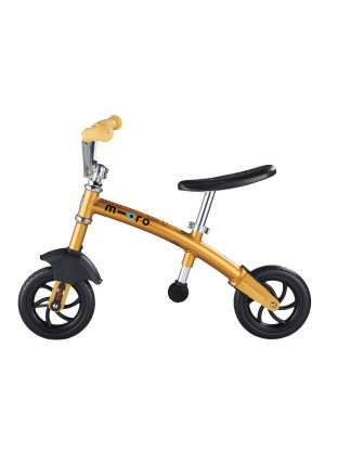 Pack G-Bike Deluxe Jaune