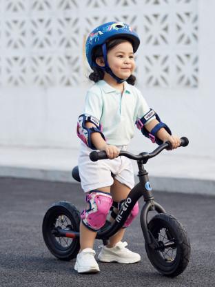 Micro Balance Bike Noir