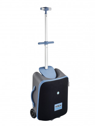 Micro Luggage Eazy Bleu