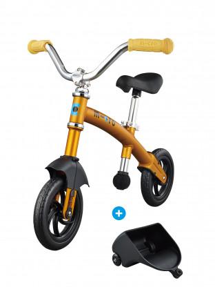 Pack G-Bike Deluxe Jaune