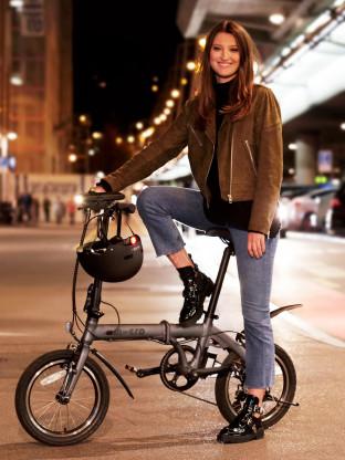 Vélo électrique E-bike
