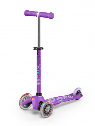 Trottinette 3 roues Mini Micro Deluxe Violet