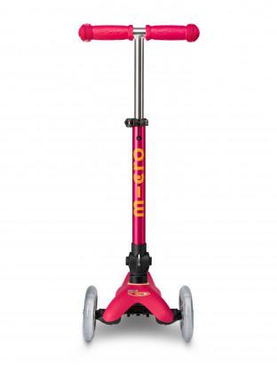 Trottinette 3 roues Mini Micro Deluxe Rubis Pliable