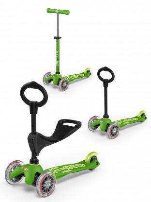 Mini 3en1 Deluxe Vert