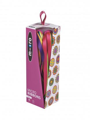 Rubans multicolore pour trottinette Micro