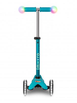 Trottinette 3 roues Mini Micro Deluxe Magique Aqua