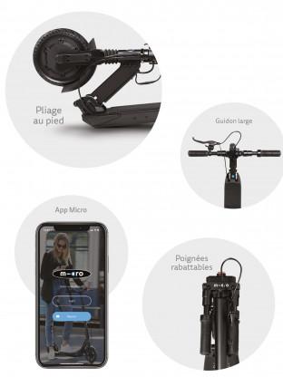 Trottinette électrique Micro Explorer