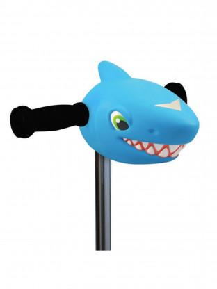 Tête de requin bleu