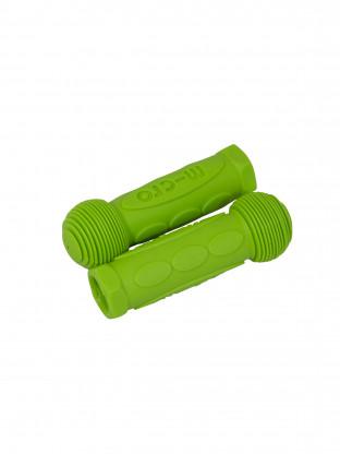 poignées vertes pour trottinette mini micro