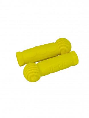 Poignées jaunes lot de 2