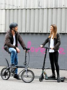 Vélo à assistance électrique Micro