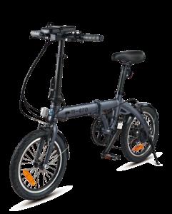 Avantages Vélo pliant électrique