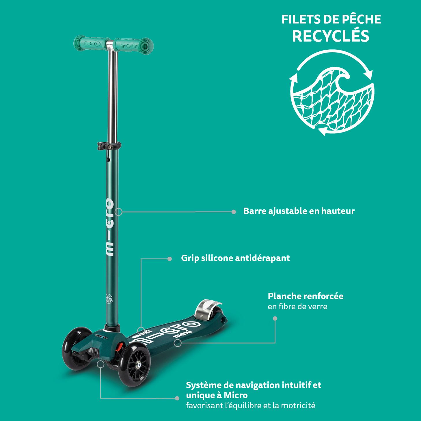 Maxi Micro Éco - Micro-Mobility