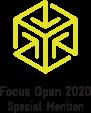 Logo évènement Focus Open 2020