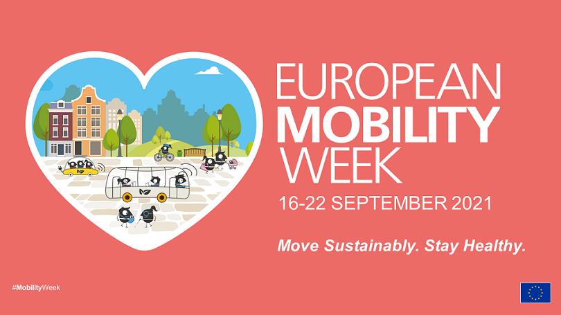 Semaine européenne de la mobilité 2021