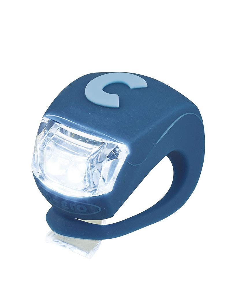 Lumière deluxe bleu trottinette