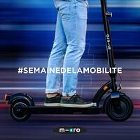16-22 SEPT : SEMAINE EUROPÉENNE DE LA MOBILITÉ 🛴🌱🚲Pour célébrer cette semaine de la mobilité, retrouvez vos trottinettes électriques Micro préférées à des prix barrés ! 💥La Micro X10, la Micro Merlin, la Micro Condor II mais aussi la Micro Explorer !Faites-vous plaisir et célébrons ensemble la mobilité verte. 💚 Rendez-vous sur notre site !#GreenMobility #2021EuropeanMobilityWeek #SemainedelaMobilite #MicroMobility #WeAreMobility #TrottinetteElectrique #Mobility #urbanlife #kids #scooterforkid #trottinetteenfant #ZeroEmissionMobility #MobiliteVerte #GreenMobility