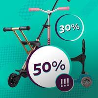 SOLDES MICRO 🛴🛍Dernière ligne droite pour profiter des soldes chez Micro ! Profitez de remises exclusives sur une sélection de produits et accessoires ! ☀️💥 Retrouvez notre sélection sur notre site !#SafeMobility #FreeMobility #TrottinetteMicro #UrbanMobility #MicroDowntown #MicroSuspension #Quotidien #Citadins #soldes #trottinette #scooter #Scooterforadults #ScooterforKid